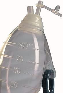 Medline DYNJWE1305 Silicone Bulb Evacuators for Closed Wound Drainage, 100 cc (Pack of 10)