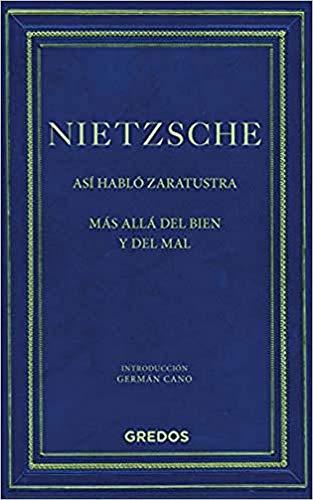 Así habló Zaratustra/Más alla del bien y del mal (GRANDES PENSADORES)