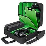 USA Gear Estuche Xbox - Estuche para Consola Compatible con Xbox Series X Y Xbox Series S con...