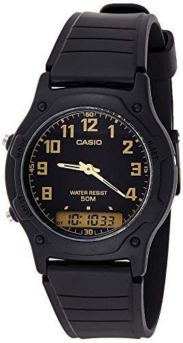 Casio Collection Herren-Armbanduhr AW 49H 1BVEF