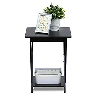 FURINNO Modern Simplistic End Table