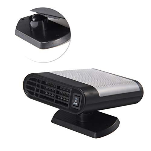 VOSAREA Riscaldatore per Auto Mini 12V Riscaldatore per Sbrinatore per Auto Elettrico Depuratore Daria per Sbrinatore per Linverno