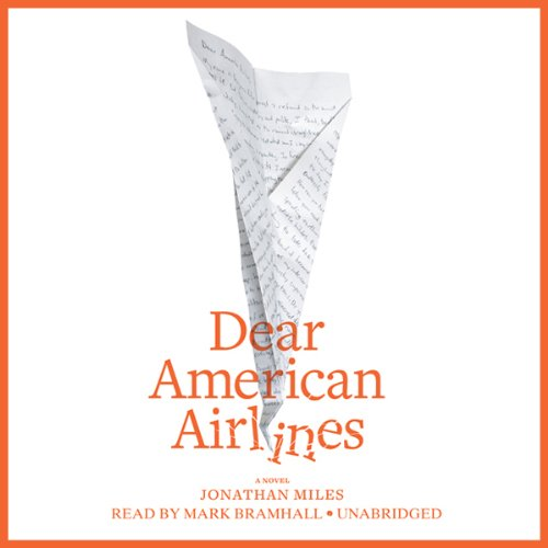 Dear American Airlines audiobook cover art