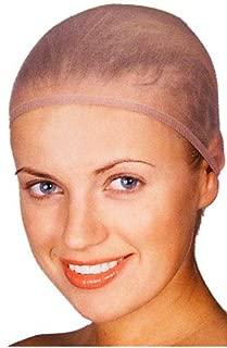 Light Brown Wig Cap Costume Accessory