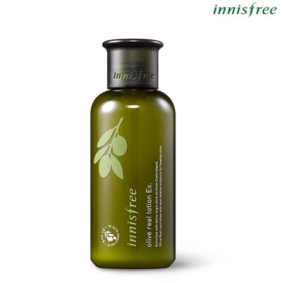 プレゼンコンドーム効率的[INNISFREE]イニスフリーオリーブリアルローションEx.160ml olive real lotion Ex.160ml [並行輸入品]