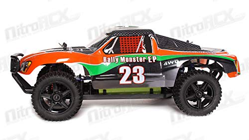 Exceed-RC 1/10 2.4Ghz Short Course Electric Rally Monster RTR Off Road...