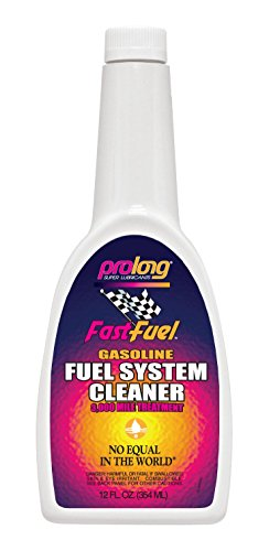 Prolong Super Lubricants PSL16010 Fast Fuel System Cleaner - 12 oz.