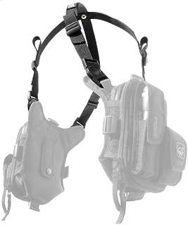 covert shoulder harness