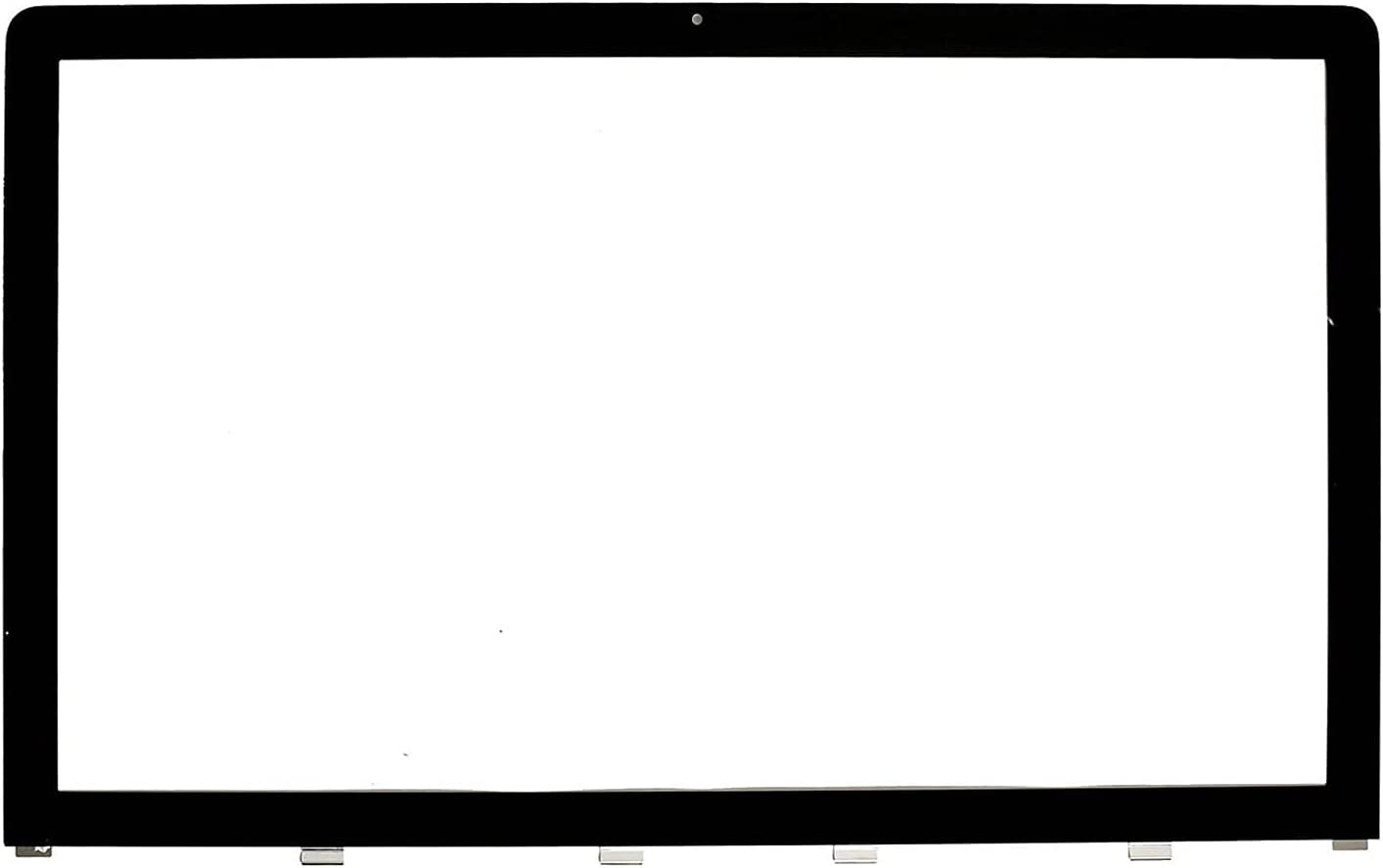 LCD Panel Glass Bezel Replacement for iMac 27 Inch A1312 Year 2009 2010 2011