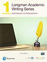 Longman Academic Writing Series: Sentences to Paragraphs SB w/App, Online Practice & Digital Resources Lvl 1