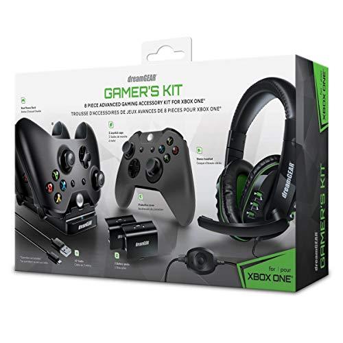 Gamer's Kit de Accesorios DreamGear para Xbox One