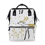 KIMDFACE バックパック クリスマスアドベントカレンダーかわいいかわいい動物 男女兼用 通学 通勤 旅行 スポーツ バッグ