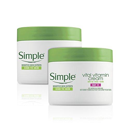 Simple Kind to Skin Vital Vitamin Day Cream 50ml