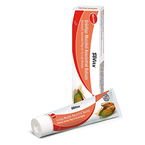 SOVITA ACTIVE Grünlipp Muschel-Konzentrat Balsam 100 ml