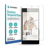 smartect Schutzglas kompatibel mit Sony Xperia Z5 - Tempered Glass mit 9H Festigkeit - Blasenfreie Schutzfolie - Anti-Kratzer Bildschirmschutzfolie