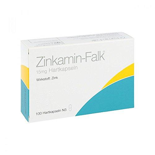 Zinkamin-Falk 15 mg Hartkapseln, 100 St. Kapseln