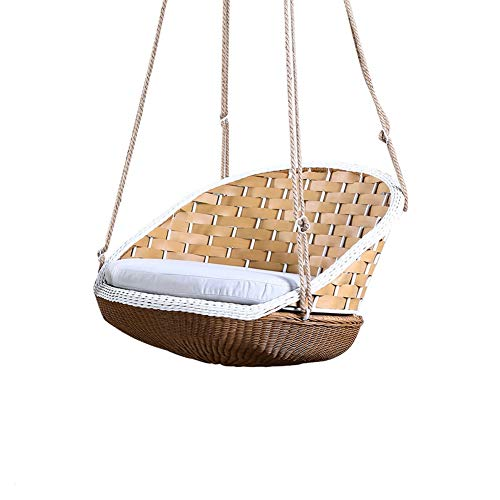 Hanging chair Swing Indoor Adult Hanging chair Balcony Rocking chair Single Courtyard Outdoor Swing Rattan Hanging chair