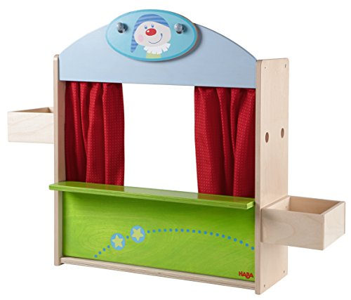 HABA 5692 - Puppentheater/Kaufladen
