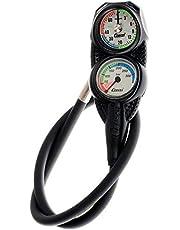 Cressi - Consola de Buceo 2 - Profundidad + medidor de presión