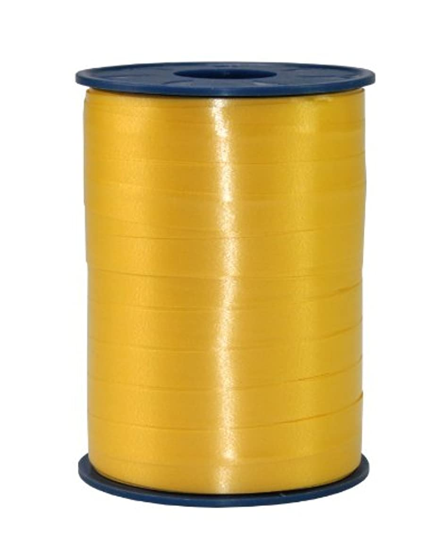 Pr?sent C.E. Pattberg 10 mm 250 m Ribbon Curling America, Yellow