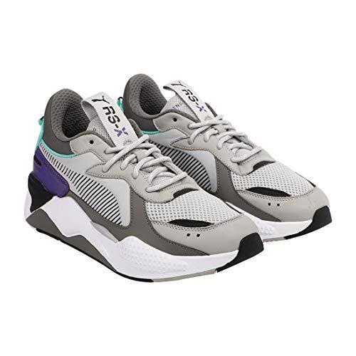 Puma RS-X Tracks Schuhe Gray Violet