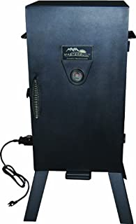 Masterbuilt 20070210 30-Inch Black Electric Analog Smoker