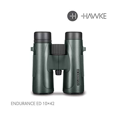 Hawke Endurance ED 10x42 Fernglas, grün, M