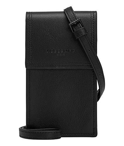 Liebeskind Berlin Special Mobile Case Handytasche, Small (18.5 cm x 10 cm x 2cm), black