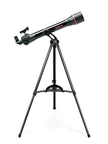 Tasco SPACESTATION Refractor AZ telescoop 70 mm zwart 49070800