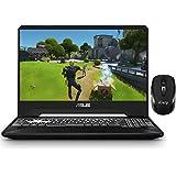 "2020 Newest ASUS TUF Gaming Laptop 15.6"" Full HD Display AMD Quad-Core Ryzen 5 3550H (Beats i7-7700HQ) 8GB DDR4 256GB PCIe SSD 4GB GTX 1650 RGB Backlit Webcam Win 10 + iCarp Wireless Mouse"