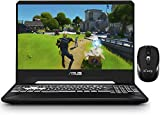 2020 Newest ASUS TUF Gaming Laptop 15.6' Full HD Display AMD Quad-Core Ryzen 5 3550H (Beats i7-7700HQ) 8GB DDR4 512GB PCIe SSD 4GB GTX 1650 RGB Backlit Webcam Win 10 + iCarp Wireless Mouse