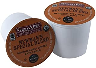 Newman's Own Organics Special Blend Extra Bold Coffee Keurig K-Cups, 180 Count by Newman's Own