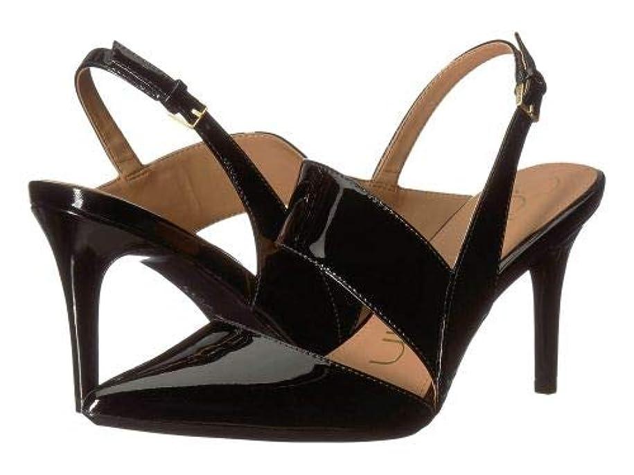 湿原大工マウスピースCalvin Klein(カルバンクライン) レディース 女性用 シューズ 靴 ヒール Gianna - Black [並行輸入品]