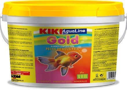 Kiki Gold Comida Peces Agua Fria 1kg