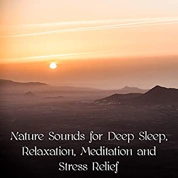 Nature Sounds for Deep Sleep, Relaxation, Meditation and Stress Relief
