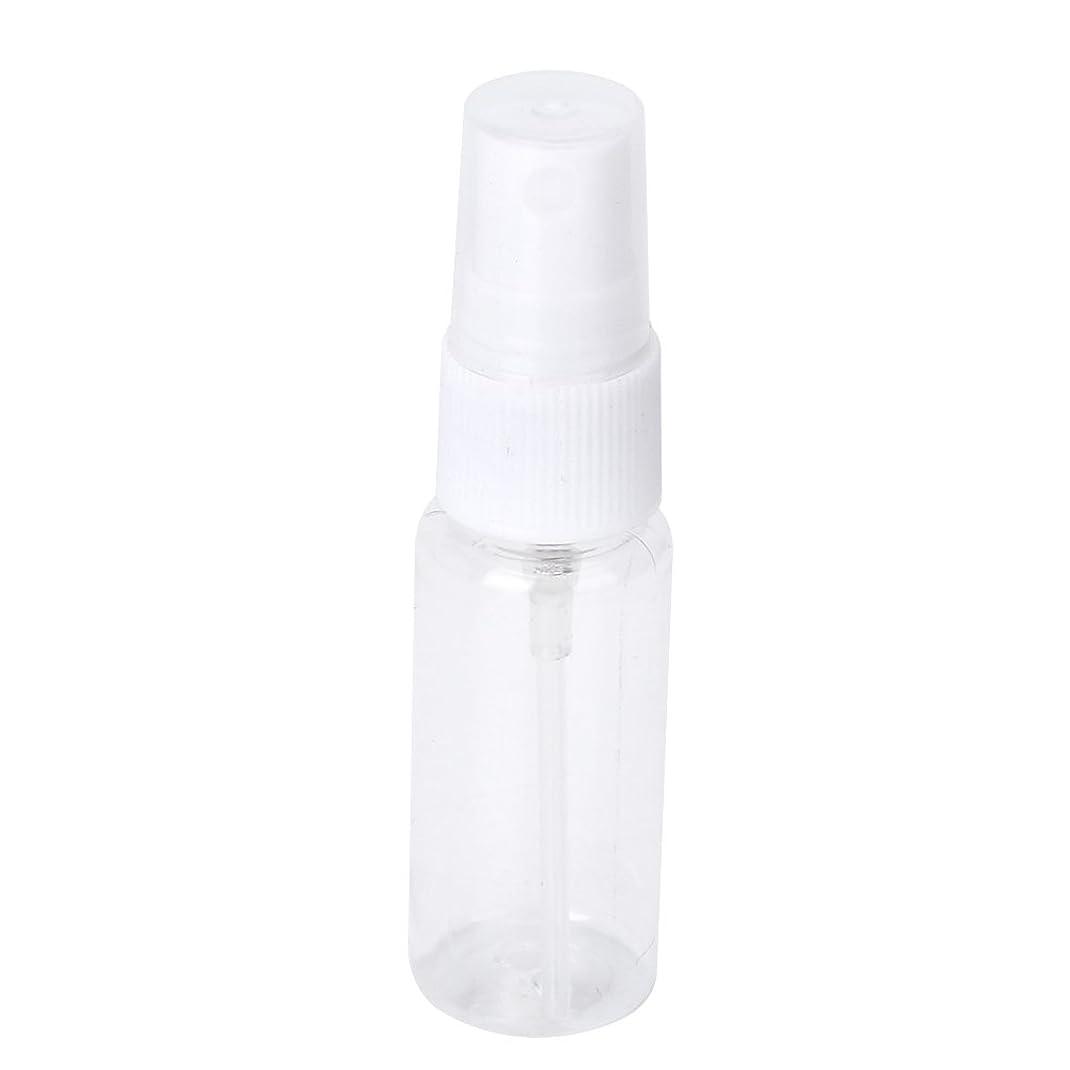 Beautyladys スプレーボトル 20ml 透明 空容器 空ボトル 環境保護の材料 PET素材 化粧水 詰替用ボトル 旅行用品 5本セット