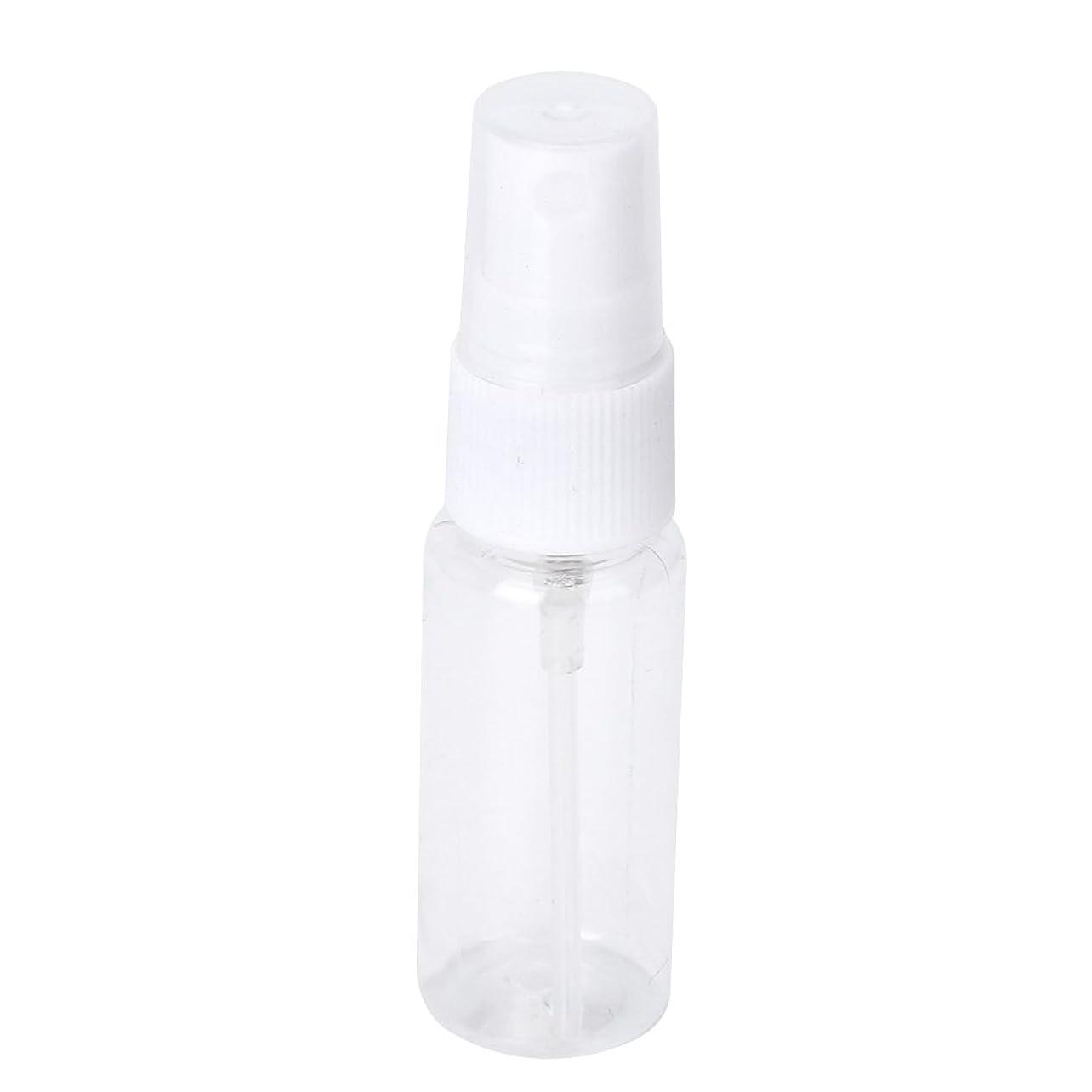 帳面みなさん最高Beautyladys スプレーボトル 20ml 透明 空容器 空ボトル 環境保護の材料 PET素材 化粧水 詰替用ボトル 旅行用品 5本セット