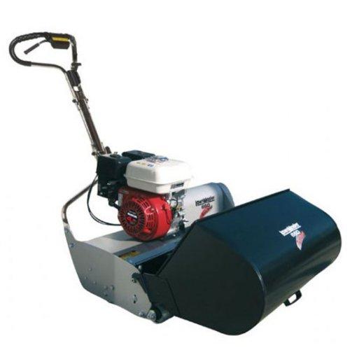 Cortacésped térmico de cilindro profesional Autopropulsado LawnMaster–66cm–Honda GX120OHV