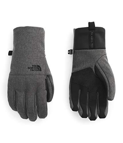 The North Face Men's Apex+ Etip Glove, TNF Dark Grey Heather, S