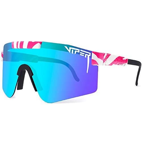Gafas Sol Polarizadas Classic Aviator Ciclismo Gafas Sol Deportivas Para Mujeres Hombres Patillas Ajustables,B