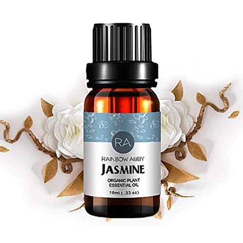 Aceite Esencial de Jazmín, Aceite de Jazmín de Aromaterapia Natural