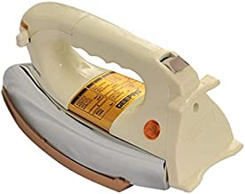 Geepas Dry Iron Gdi7722 Cream And Silver