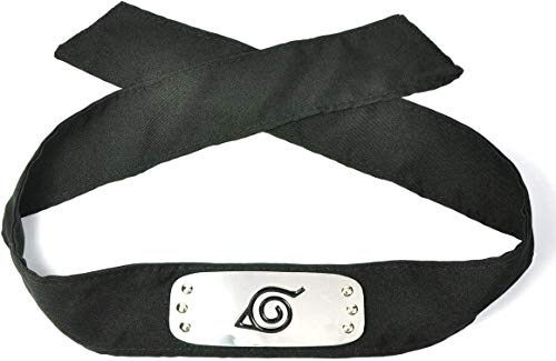 CoolChange Naruto Shippuden Konoha Stirnband Ninja für Cosplay Uzumaki