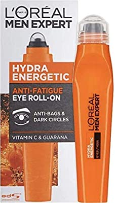L'Oréal Men Expert Hydra Energetic Eye Roll-On, 10 ml from Loreal