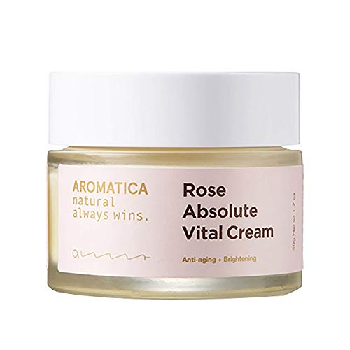 11 Village Aromatica - Crema Rose Absolute Vital, 50 ml