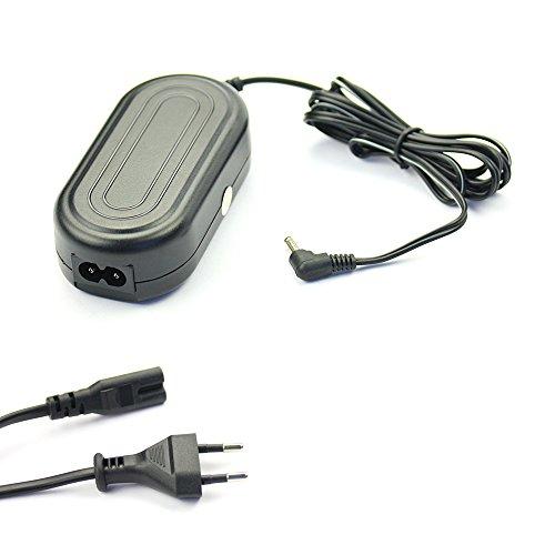 subtel® Qualitäts Netzteil kompatibel mit JVC GR-D21 -D200, GR-DVL150 -DVL145 -DVL557 -DVL555 -DVL450, GR-DV500 - ca. 3m, AP-V10,AP-V11,AP-V12, 11V Stromadapter AC Adapter Netzadapter