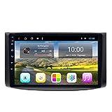 LHMYHHH El Reproductor Multimedia para Automóvil Es Adecuado para Chevrolet Epica 2007-2012 Android Car con Navegación GPS Bluetooth Máquina Integrada Navegación Táctil Completa 2G + 32GB