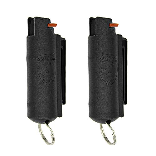 Guard Dog Security Quick Action 2 Pack (Black)