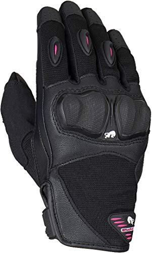 Furygan Graphic Evo2 LD Handschuhe, Damen XS Schwarz