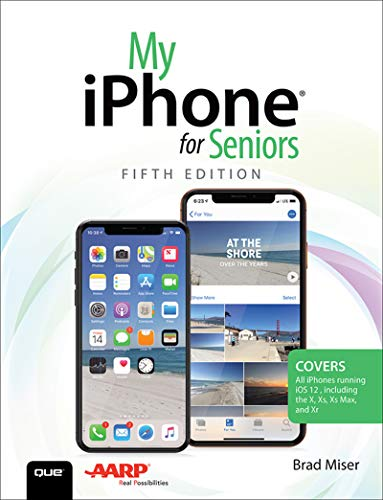 My iPhone for Seniors (My...)